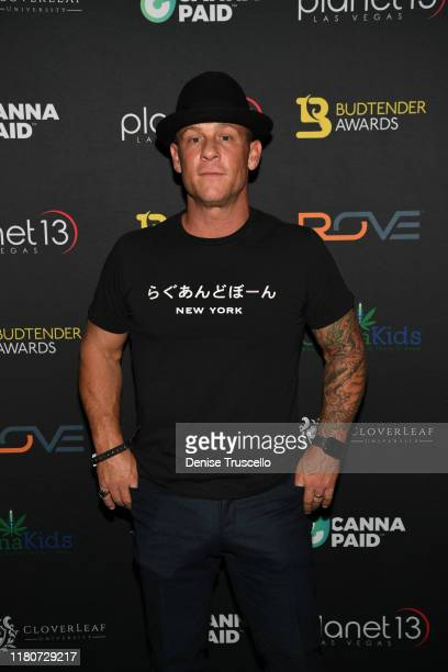CEO of Round Meadow Holdings and Budtender Awards founder Keith Allen arrives at the First Budtender Awards at Light Nightclub at Mandalay Bay Hotel...