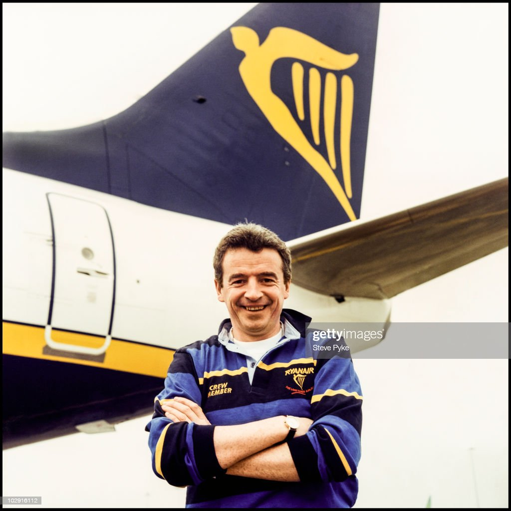 Michael O'Leary, July 30, 2001