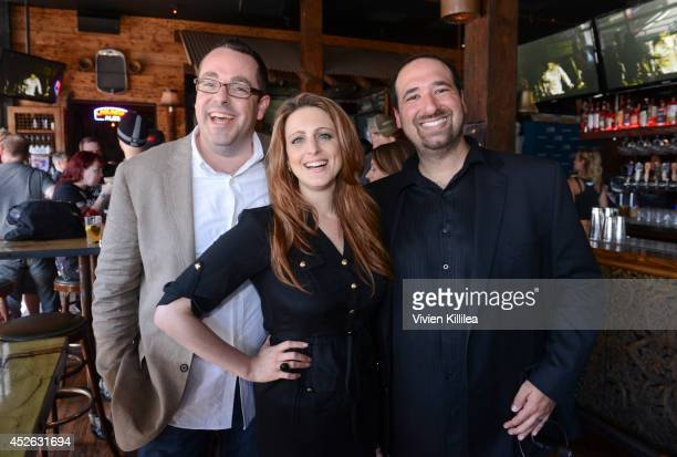 VP of sales and marketing at Quantum Mechanix Inc Chris Lucero Chief operating officer at Howard Stern Show Channels Marci Turk Senior producer at...