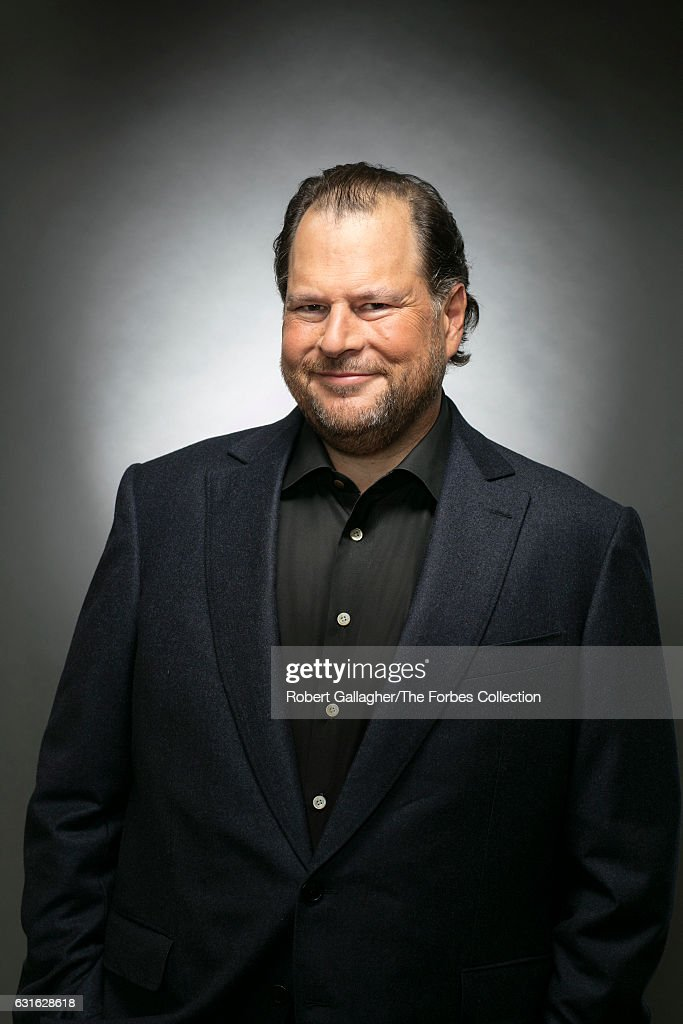 Marc Benioff, Forbes Magazine, October 4, 2016