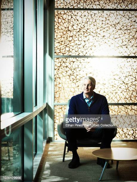 CEO of ServiceNow John Donahoe is photographed for Forbes Magazine on May 2 2018 in Santa Clara California PUBLISHED IMAGE CREDIT MUST READ Ethan...