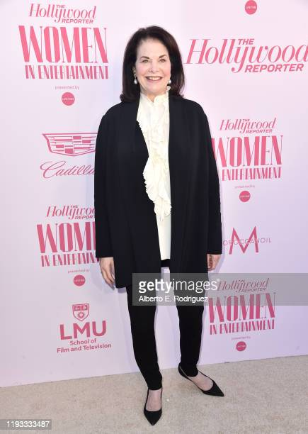 Of Sherry Lansing Foundation Sherry Lansing attends The Hollywood Reporter's Power 100 Women in Entertainment at Milk Studios on December 11, 2019 in...