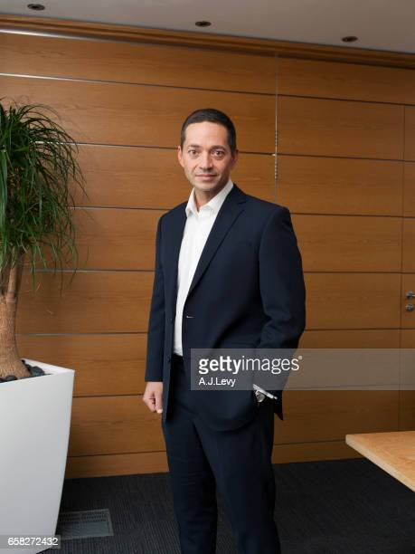 CEO of Shop Direct Alex Baldock is photographed for Retail Week UK on February 16 2017 in London England