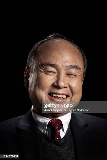 Of SoftBank, Masayoshi Son is photographed for Forbes Magazine on March 4, 2020 in Los Angeles, California. PUBLISHED IMAGE. CREDIT MUST READ: Jamel...