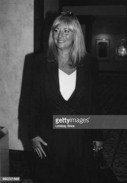 ACLU of Southern California Torch of Liberty Dinner 1995 Honoree Penny Marshall arrives at ACLU Torch of Liberty Dinner at the Century Plaza Hotel on...