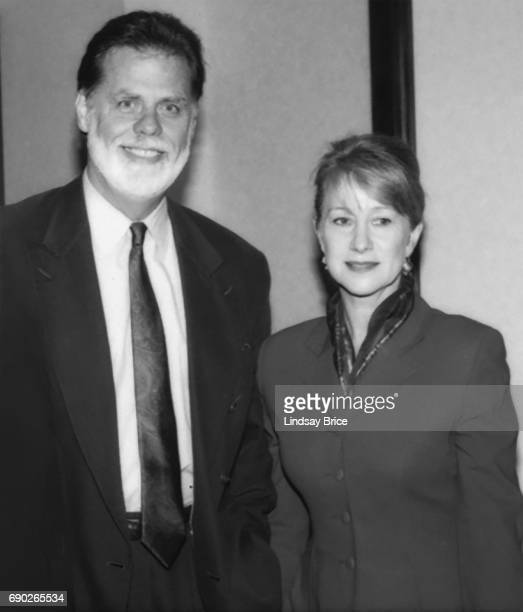 ACLU of Southern California Torch of Liberty Dinner 1996 Taylor Hackford and Helen Mirren attend the ACLU Torch of Liberty Dinner honoring Rob Reiner...