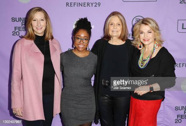 Of Sundance Institute, Keri Putnam, Op-ed Writer, and Editor for The New York Times, Aisha Harris, Writer, Political Activist and Feminist organizer,...