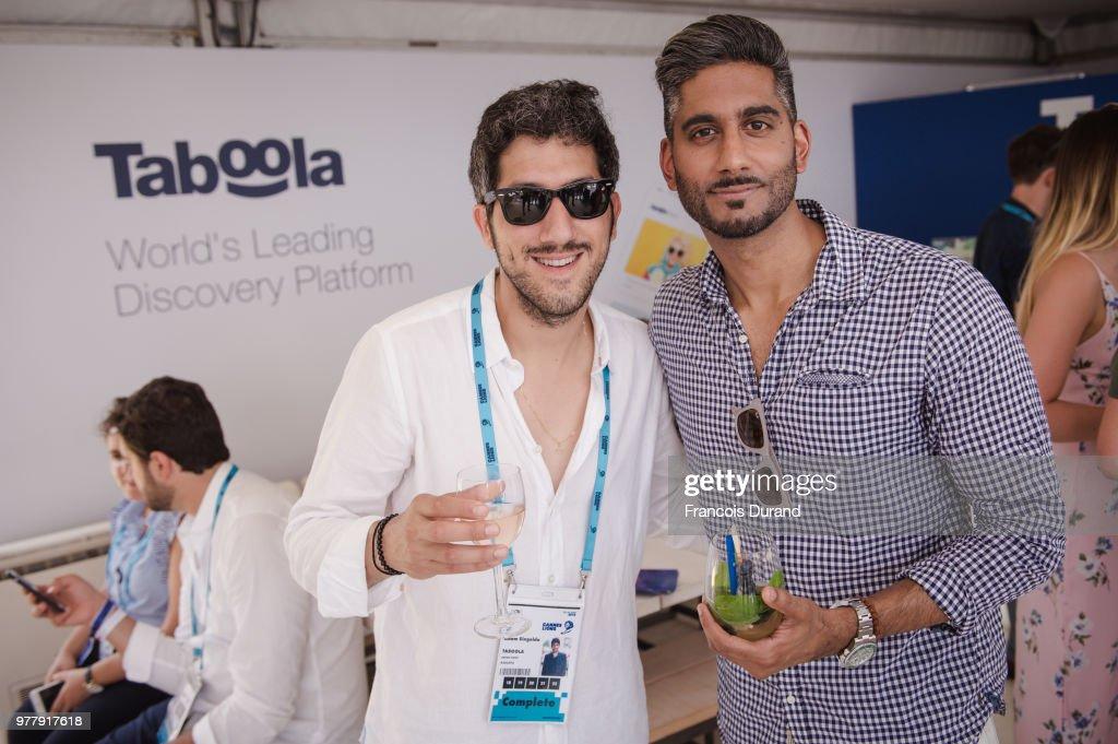 Taboola Cannes 2018