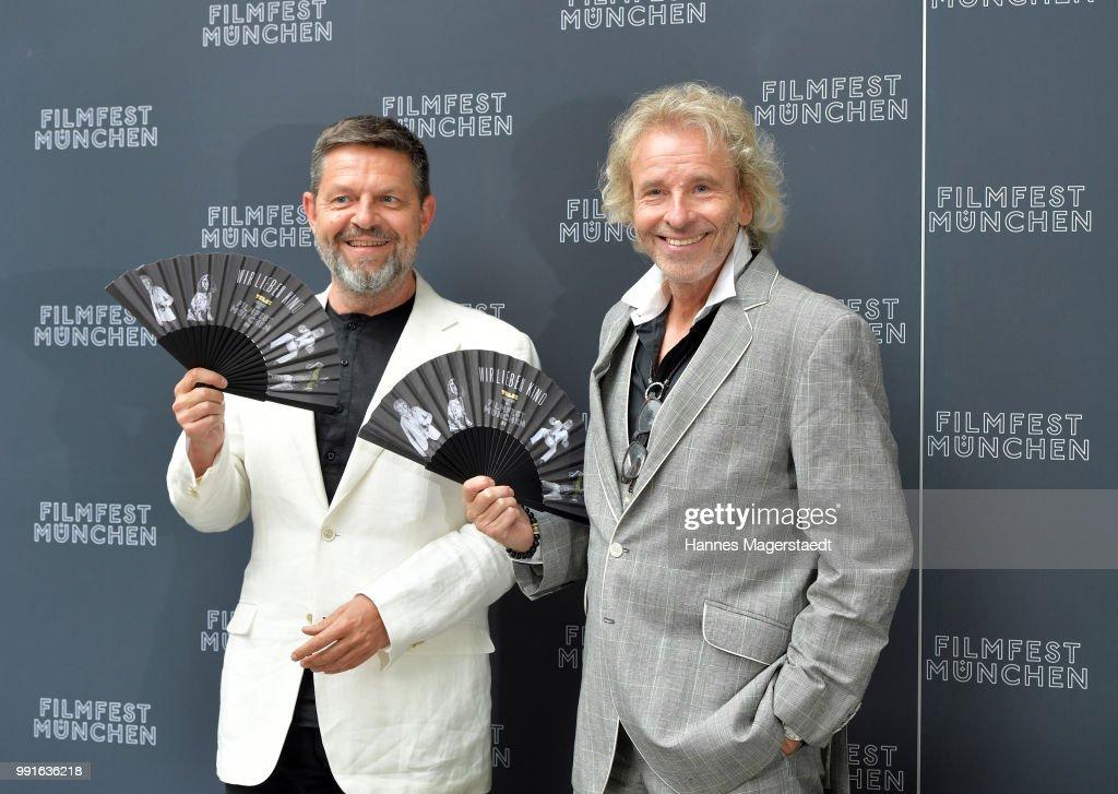 'Safarie - Match me if you can' Premiere - Munich Film Festival 2018