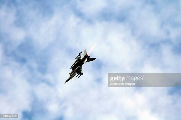 f-16 of the belgian air force in the air. - belgian culture stock pictures, royalty-free photos & images