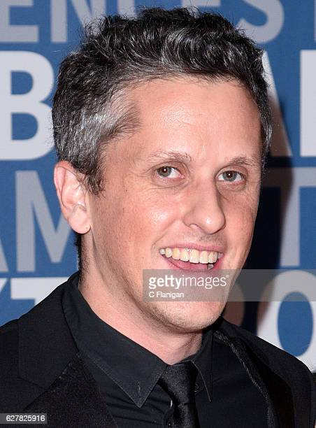 Of the Box Aaron Levie attends the 2017 Breakthrough Prize at NASA Ames Research Center on December 4, 2016 in Mountain View, California.