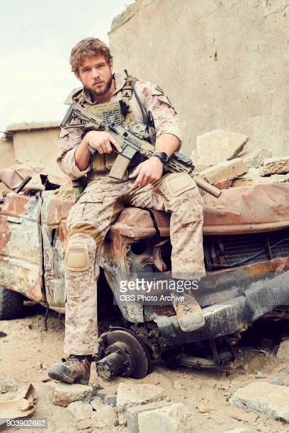 THIERIOT of the CBS series SEAL TEAM scheduled to air on the CBS Television Network