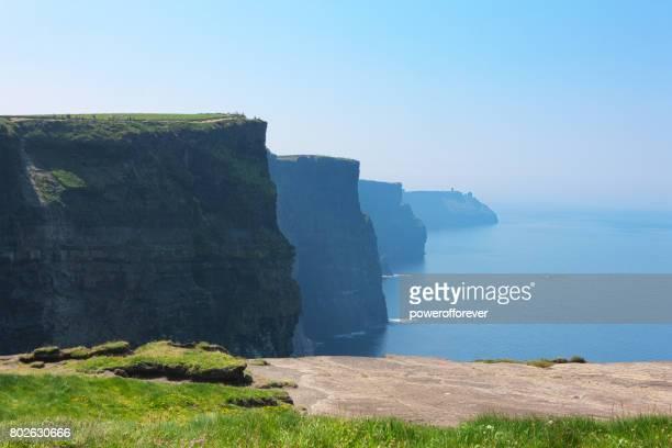 HDR die Klippen von Moher im County Clare, Irland