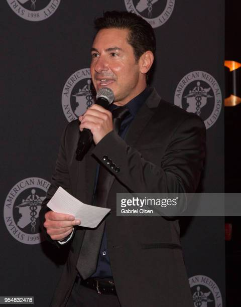 CEO of The Krim Group Todd Krim attends The Syrian American Medical Society hosts the Voices in Displacement Gala at Riviera 31 at Sofitel on May 4...