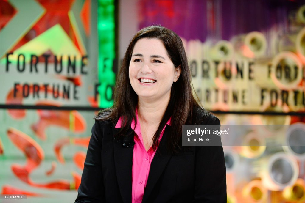 Fortune Most Powerful Women Summit 2018 - Day 3 : News Photo