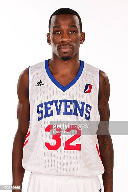 of the NBDL Delaware 87ers poses for a headshot during Media Day on November 14 2013 in Wilmington Delaware NOTE TO USER User expressly acknowledges...
