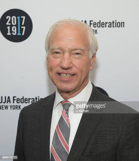 CEO of the Recording Industry Association of America Cary Sherman attends the UJAFederation Of New York's 2017 Music Visionary Of The Year Award...