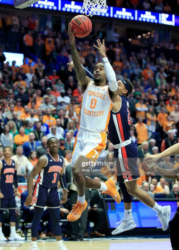 TN: SEC Basketball Tournament - Championship