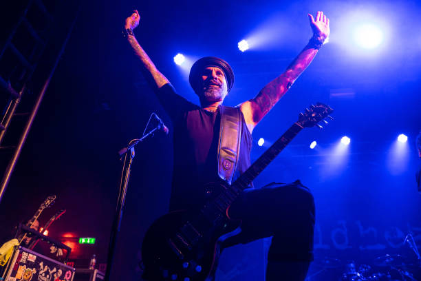 GBR: The Wildhearts Perform At Electric Ballroom, London