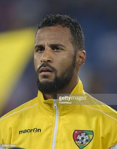 ROMAO of Togo during the Group C match between Morocco and Togo at Stade Oyem on January 20 2017 in Oyem Gabon