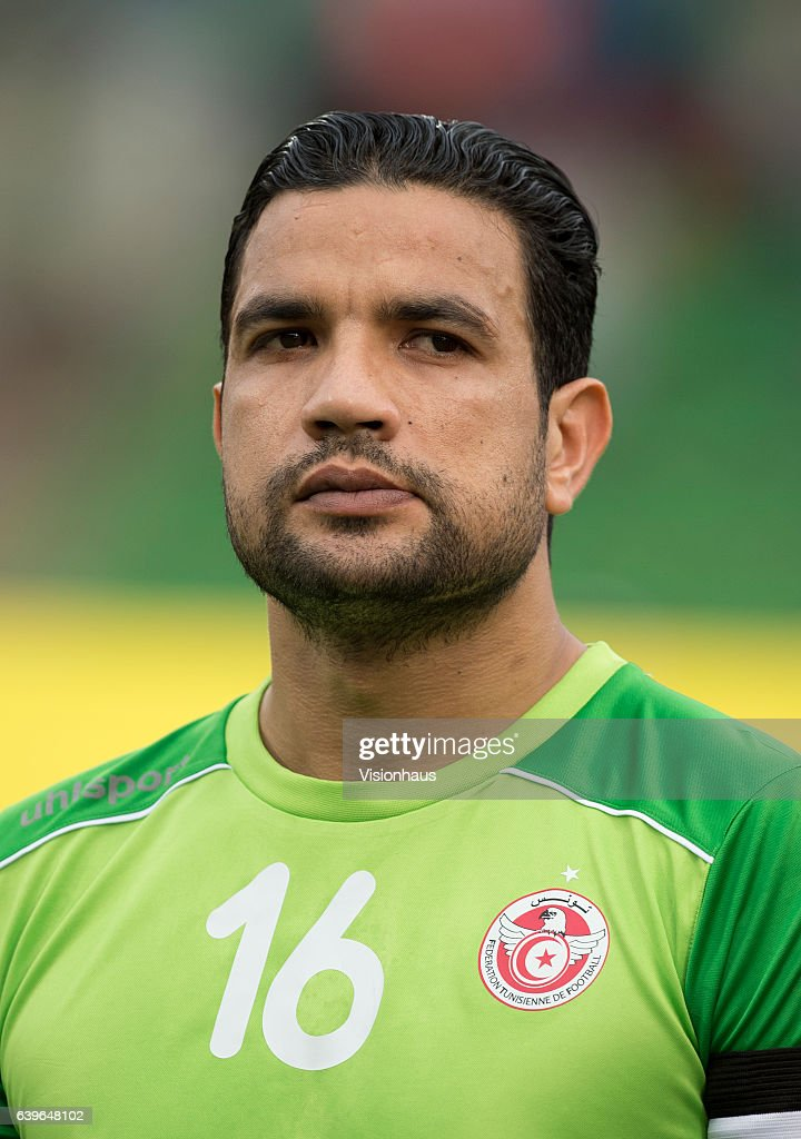 MATHLOUTHI of Tunisia during the Group B match between Algeria and Tunisia at Stade Franceville on January 19, 2017 in Franceville, Gabon.