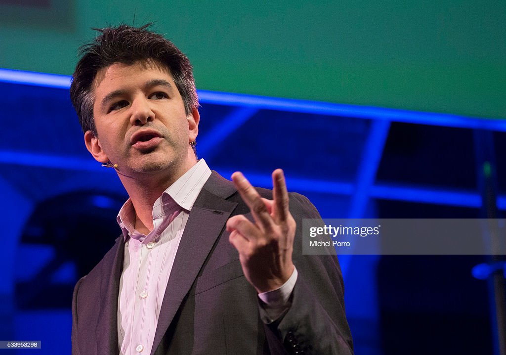 International Keynote Speakers Attend The Startup Fest Europe : News Photo