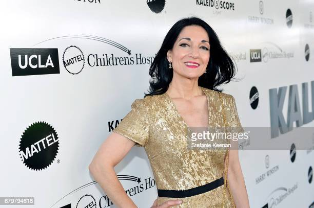 CEO of UCLA Hospital System Johnese Spisso attends UCLA Mattel Children's Hospital presents Kaleidoscope 5 on May 6 2017 in Culver City California