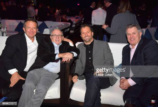 CEO of United Talent Agency Jeremy Zimmer Chairman and CEO of Azoff MSG Entertainment Irving Azoff CEO of Live Nation Entertainment Michael Rapino...
