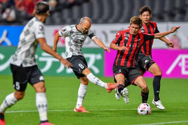 JPN: Consadole Sapporo v Vissel Kobe - J.League Meiji Yasuda J1