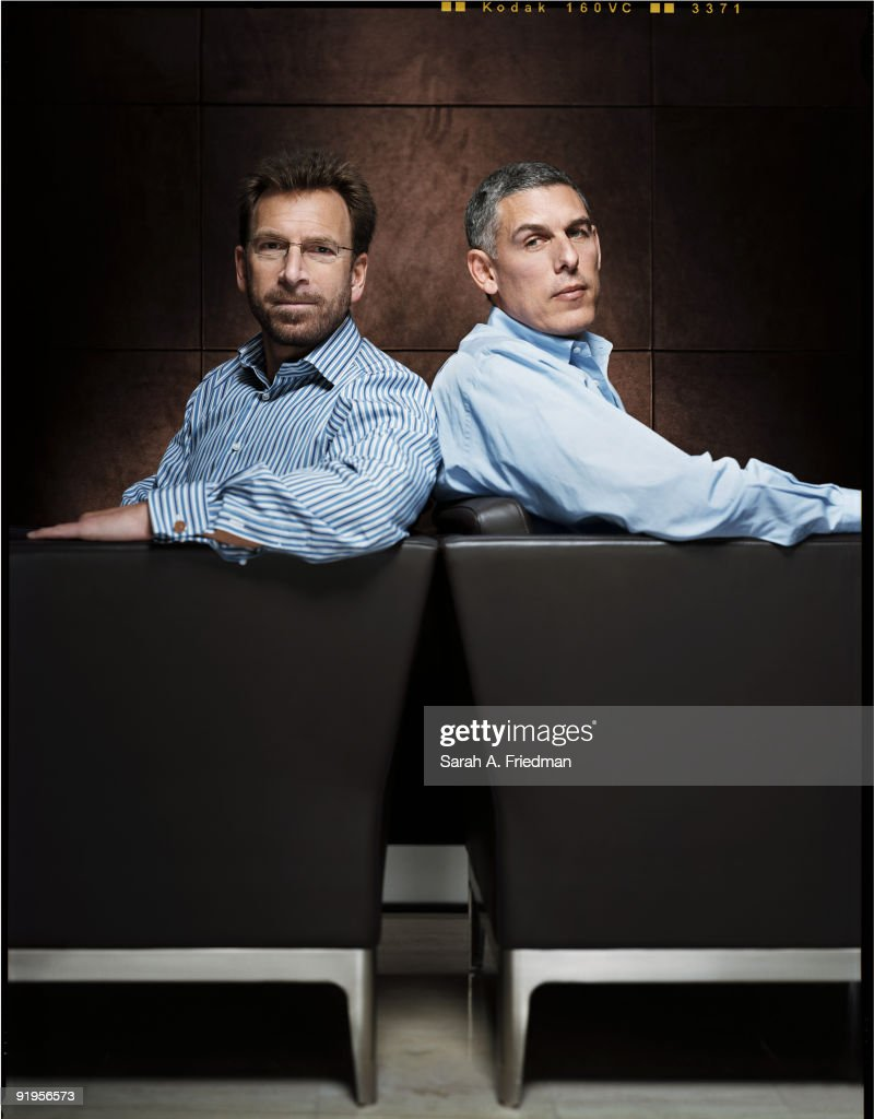Lyor Cohen and Edgar Bronfman, Jr., Business 2.0, April 1, 2006