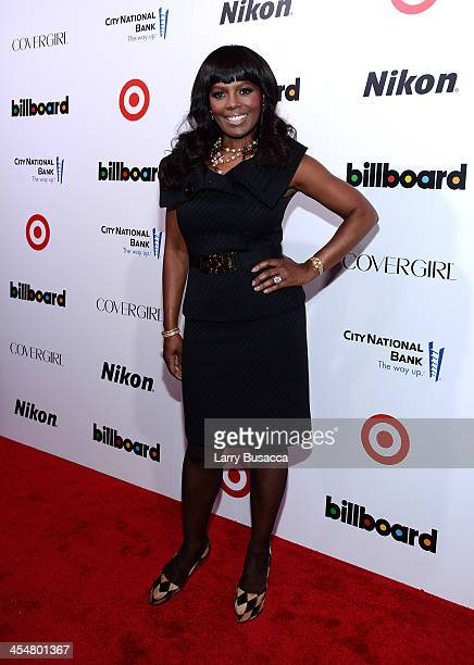 VP of Writer/Publisher Relations at BMI Catherine Brewton attends Billboard's annual Women in Music event at Capitale on December 10 2013 in New York...