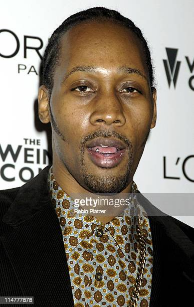 RZA of Wu Tang Clan during 'Derailed' New York City Premiere at Loews Theatre Lincoln Square in New York City New York United States