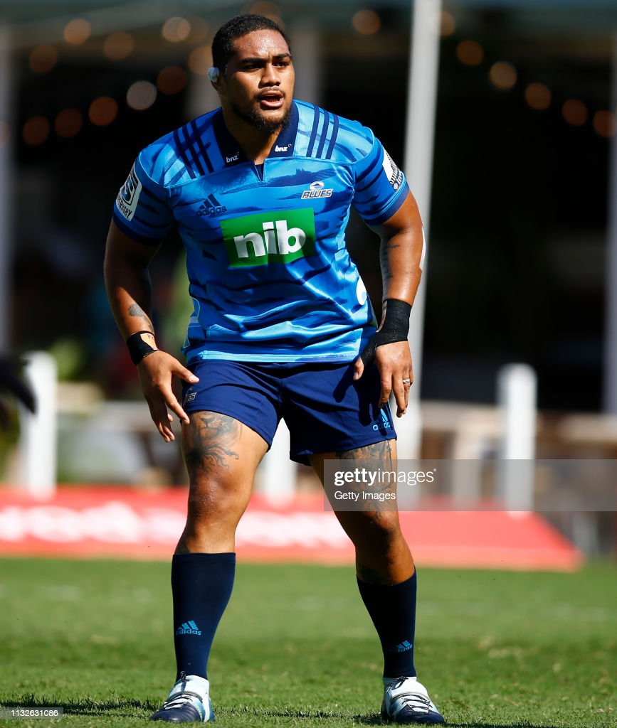 Super Rugby: Cell C Sharks v Blues : News Photo