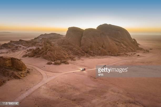 off road 4x4 safari, mirabib swakopriver valley, namibia - namibia stock pictures, royalty-free photos & images