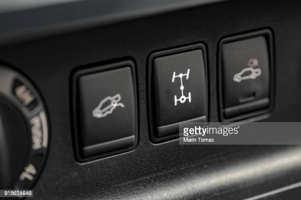 Off road driving controls