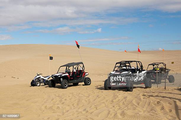 Off road vehicles
