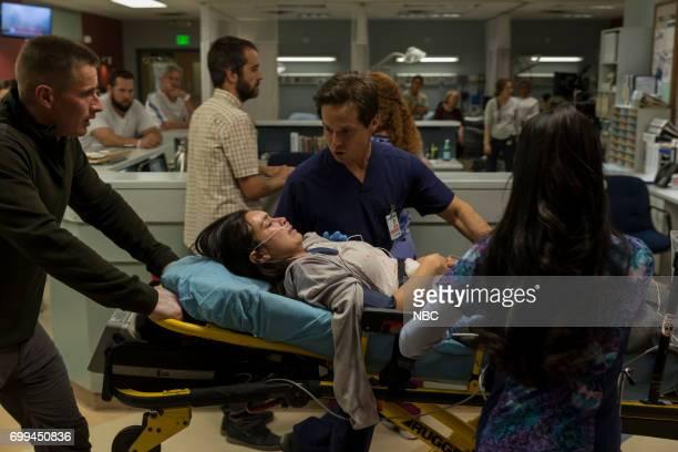 SHIFT Off The Rails Episode 402 Pictured Brendan Fehr as Drew Alister Madalyn Horcher as Abby Carpenter Scott Wolf as Scott Clemmens