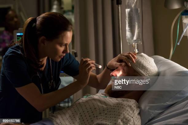 SHIFT 'Off The Rails' Episode 402 Pictured Jill Flint as Jordan Alexander Mac Brandt as Mac Riley