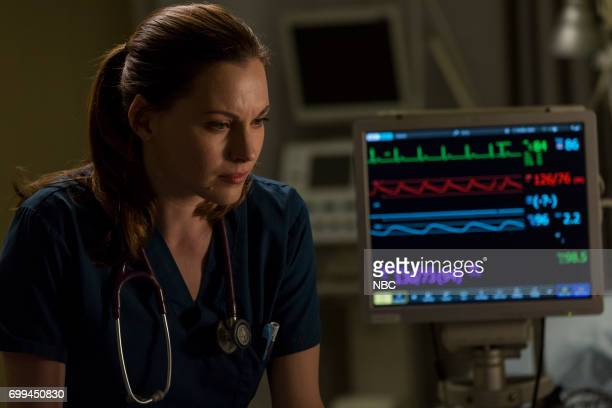 SHIFT 'Off The Rails' Episode 402 Pictured Jill Flint as Jordan Alexander