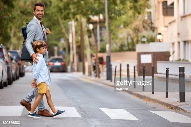 off to school we go - pedestrian stock pictures, royalty-free photos & images