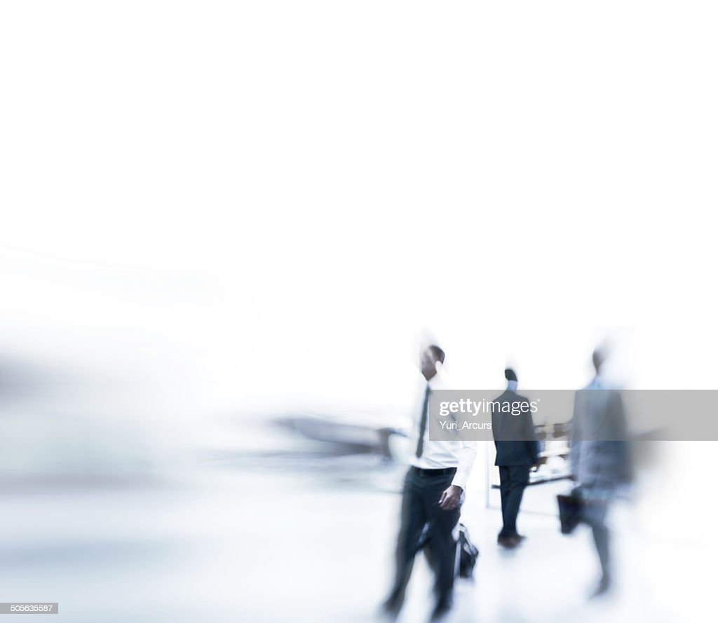 Off to work : Stock Photo