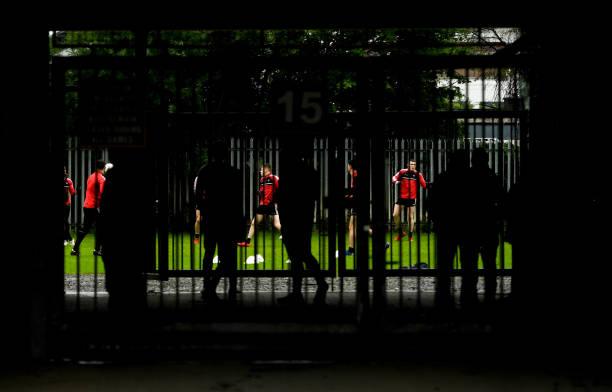 IRL: Offaly v Sligo - GAA Football All-Ireland Senior Championship Round 2