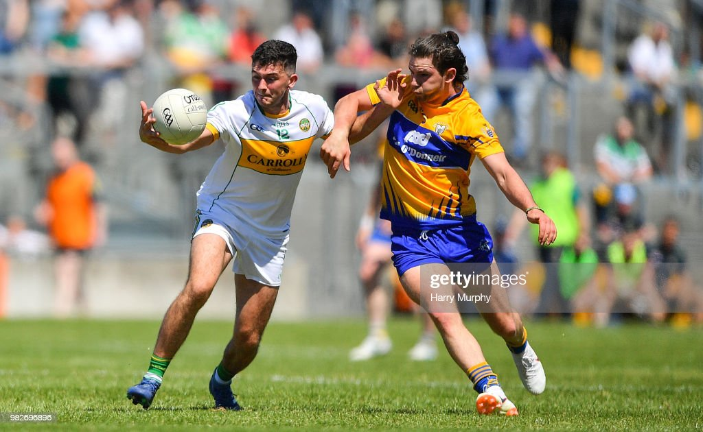 Offaly v Clare - GAA Football All-Ireland Senior Championship Round 2