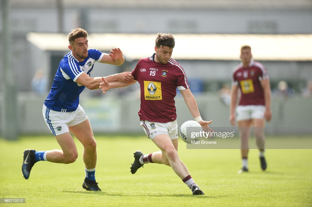 Offaly , Ireland - 26 May 2018; John Connellan of Westmeath in action... News Photo - Getty Images