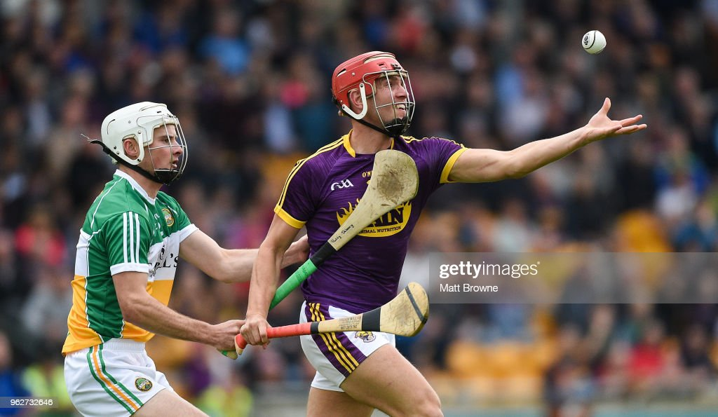 Offaly v Wexford - Leinster GAA Hurling Senior Championship Round 3