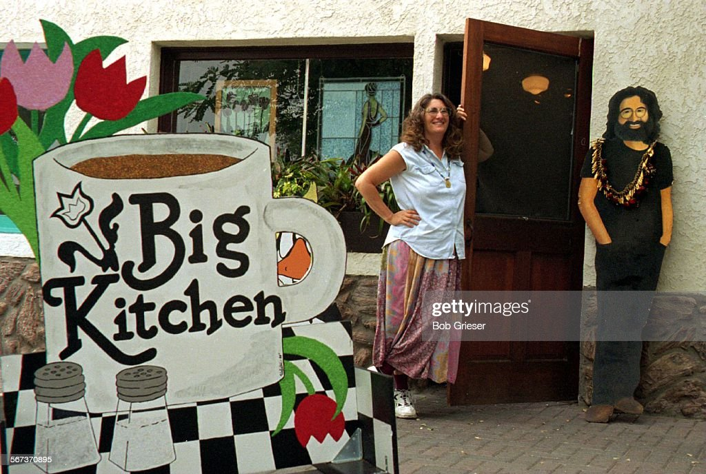 LS.Off/BigKitchen.#1.BG.7Aug96--Judy Foreman owner of the ...