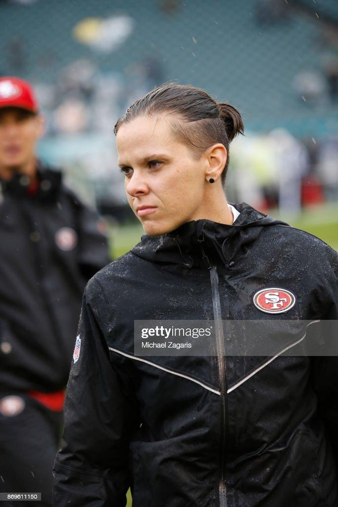San Francisco 49ers v Philadelphia Eagles : News Photo