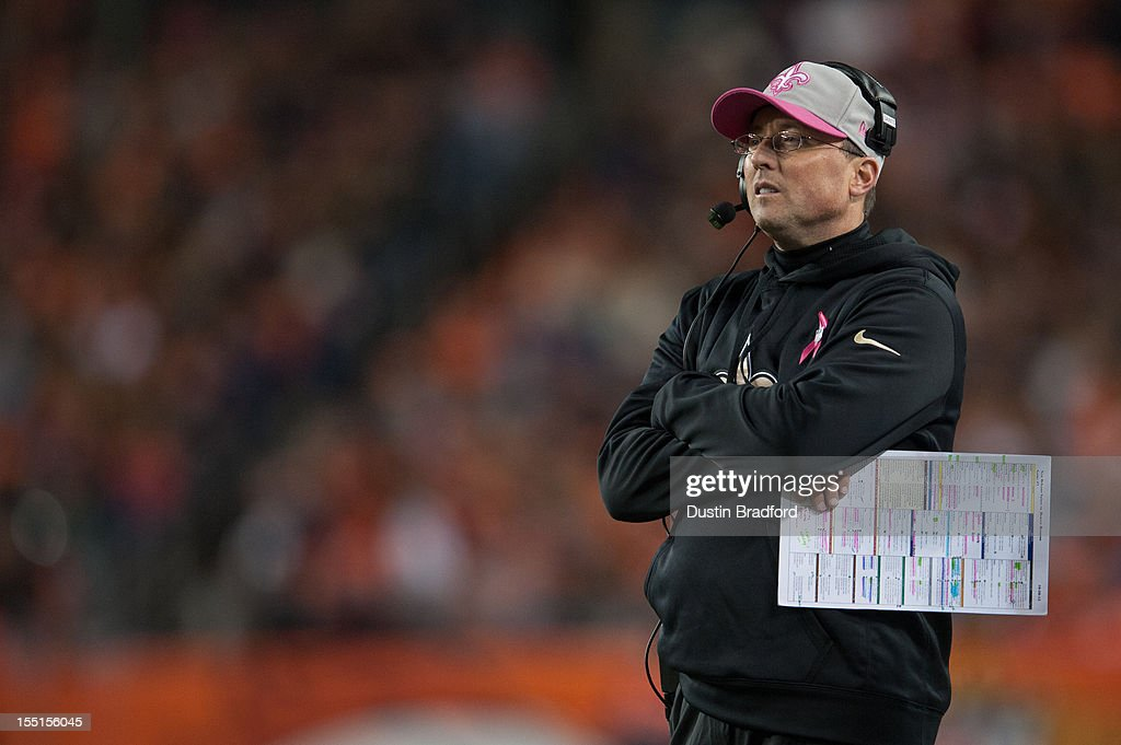 New Orleans Saints v Denver Broncos : News Photo