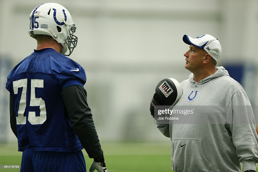 Indianapolis Colts Rookie Minicamp : ニュース写真