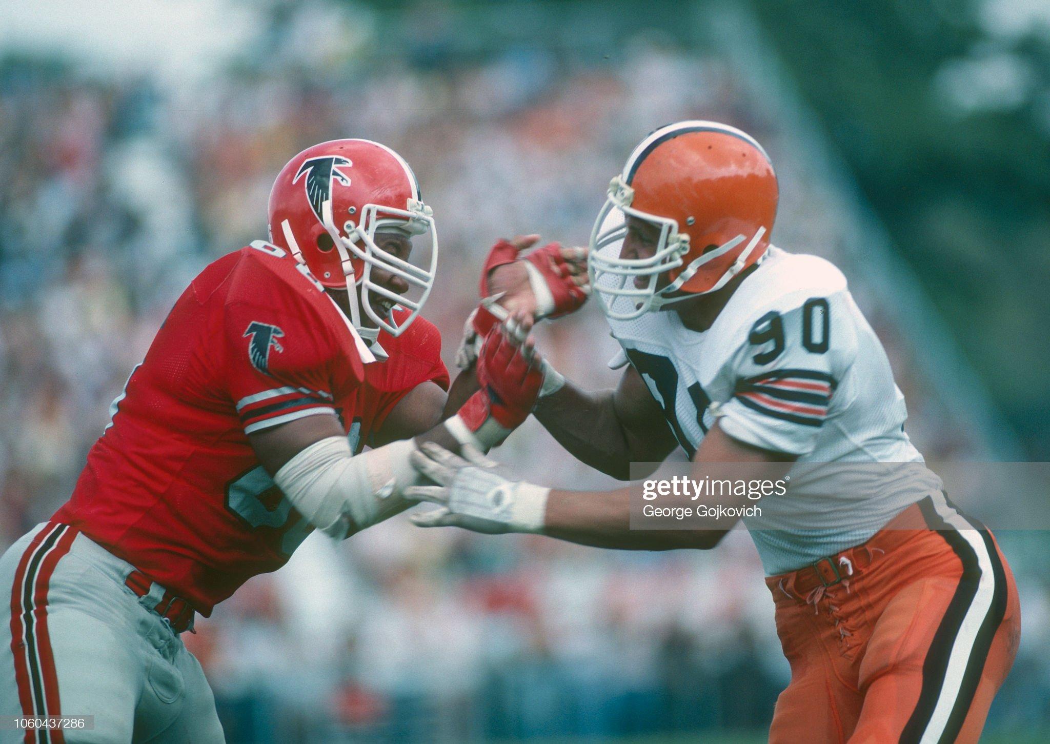 Cleveland Browns v Atlanta Falcons : News Photo